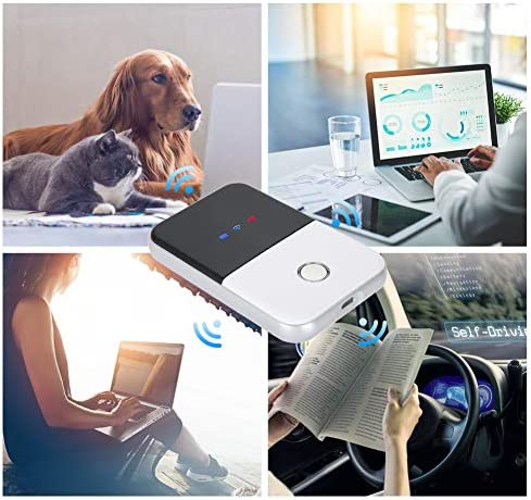 fosa MF925 4G LTE Wireless Router Unlocked Travel Partner WiFi Box Data Terminal Box WiFi Wireless Router