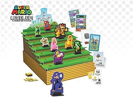 DV Giochi Level Up el Mundo de Super Mario - Juego de Mesa, Multicolor, DVG9340: Amazon.es: Juguetes y juegos