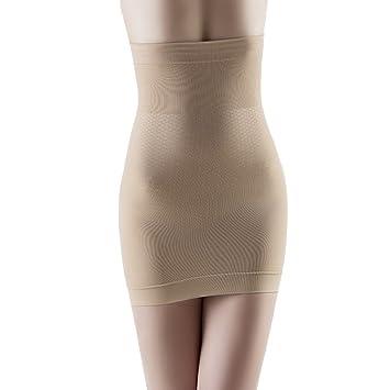 f13f6fcd2249b Butterme Women s High Waist Half Slip Body Shaper  Amazon.co.uk  Electronics