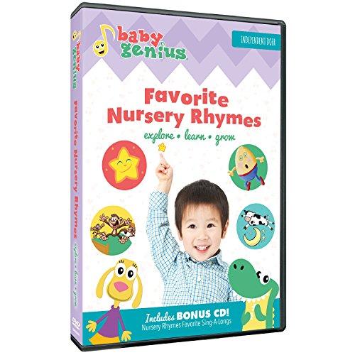 Baby Genius: Favorite Nursery Rhymes (re-release)