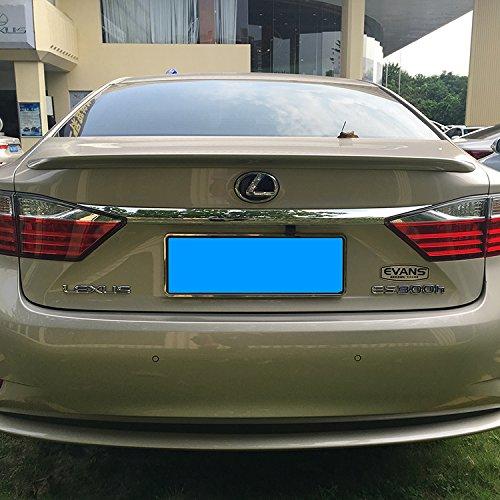 (Eppar New Painted Rear Trunk Spoiler for Lexus ES ES250 ES350 ES300h 2013-2019 (Silver) )