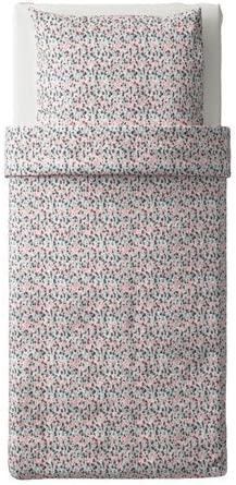 Ikea Smastarr Parure De Lit Dans Multicolore A Pois 100