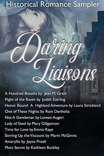 - Daring Liaisons (Historical Romance Sampler)