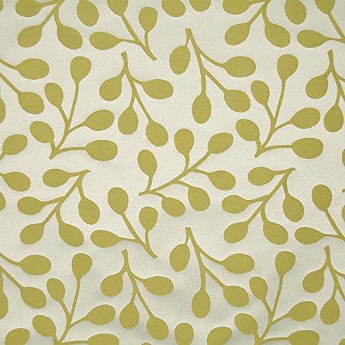- Nanotex Waterproof Foliage Pattern Upholstery Fabric by The Yard Matisse Leaf Chartreuse