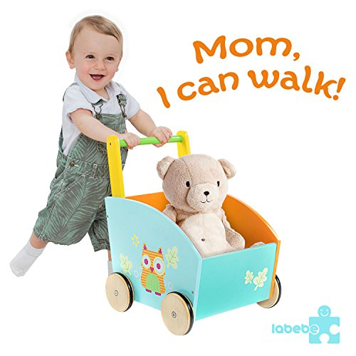 Labebe Little Toddler Kids Learning Walker for 1 Year and Up