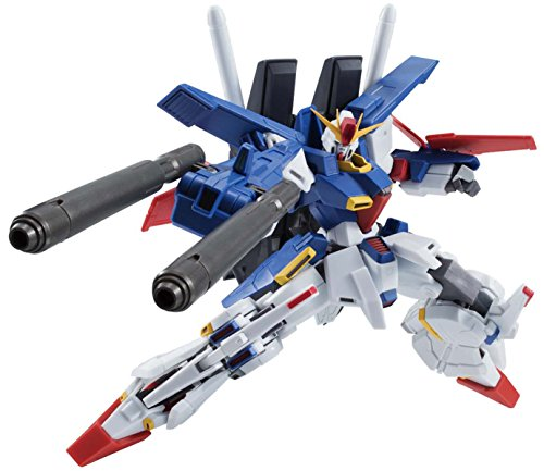 Bandai Tamashii Nations Robot Spirits Enhanced ZZ Gundam Gundam ZZ Figure