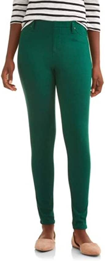 Time and True Green Fingerpaint Jegging