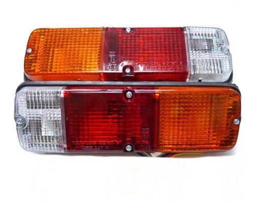 (Toyota Landcruiser Fj40 Fj45 Pair Tail Light Taillight NEW 40 Series)