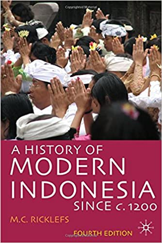 Book History of Modern Indonesia Since C.1200 (Revised)