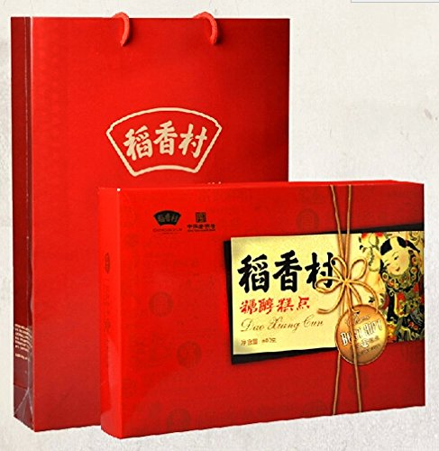 Helen Ou@ Beijing Specialty:daoxiang Village Beijing Eight Traditional Pastry/snack/cookie 600g/21.2oz/1.32lb