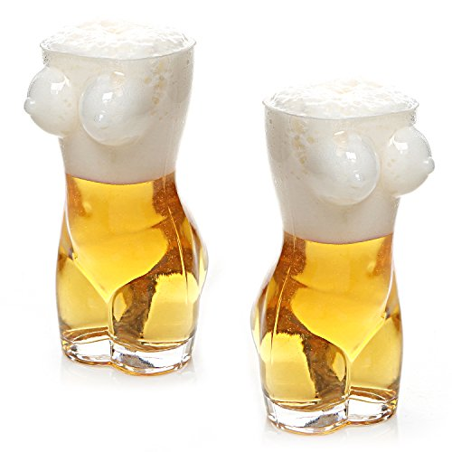 Clear Glass Novelty Glasses Drinkware