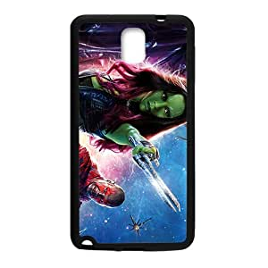 Cool-Benz guardians of the galaxy zoe saldana as gamora Phone case for Samsung galaxy note3