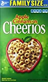 Apple Cinnamon Cheerios Box, 22.7 Ounce