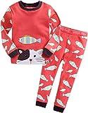 Vaenait baby 12M-7T Kids Girls Sleepwear Pajama