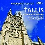 Tallis: Complete Works including Spem in Alium 10CD+CDROM