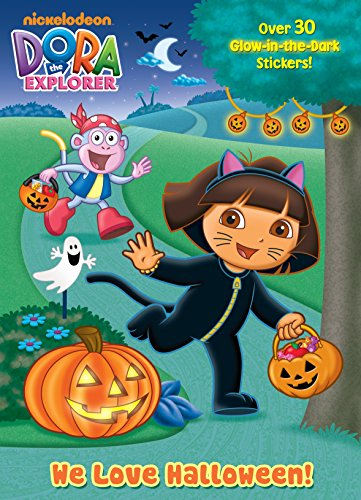 We Love Halloween! (Dora the Explorer) -