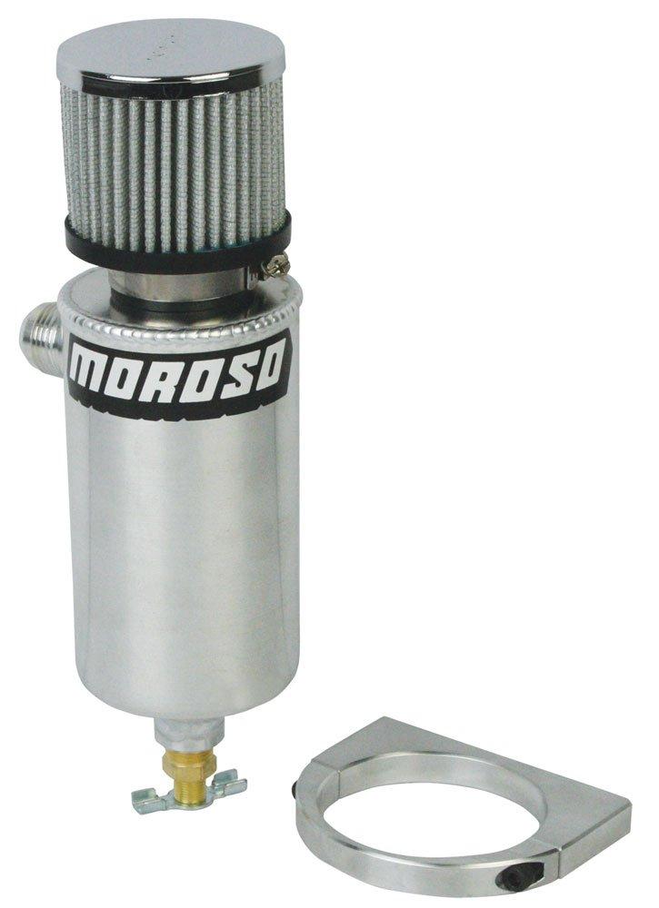 Moroso 85467 Vacuum Pump Breather Tank by Moroso