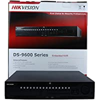 Hikvision Embedded 4K NVR DS-9632NI-I8 32Channel Network Video Recorde Up to 12 Megapixels resolution recording English Version Can Be Update