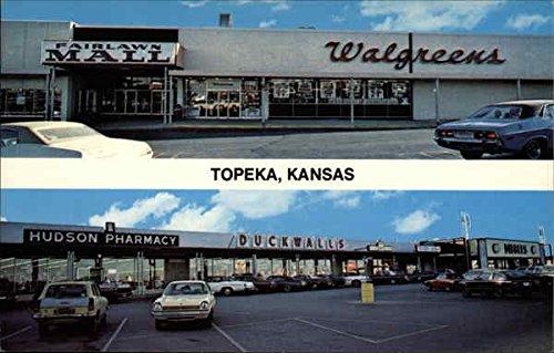 Fairlawn Mall Topeka, Kansas Original Vintage ()