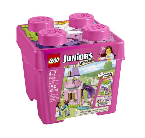 he Princess Play Castle (Lego Castle Instructions)