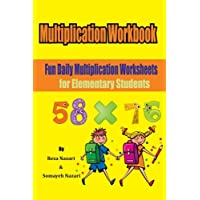 Multiplication Workbook: Fun Daily Multiplication Worksheets for Elementary Students