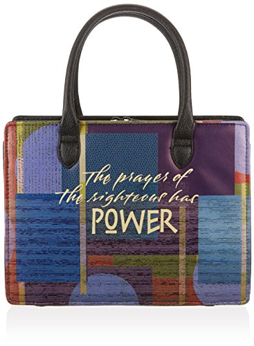 African Bible Covers (Shades of Color Prayer Warriors Bible Bag (BB05))