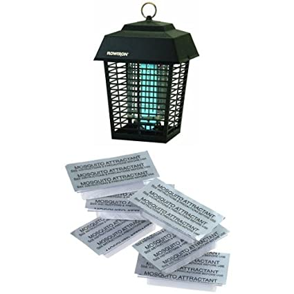 Amazon Flowtron BK 15D Electronic Insect Killer and Attractant