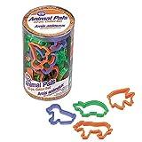 plastic animal cookie cutter set - Wilton Animal Pals 50-Piece Cookie Cutter Set