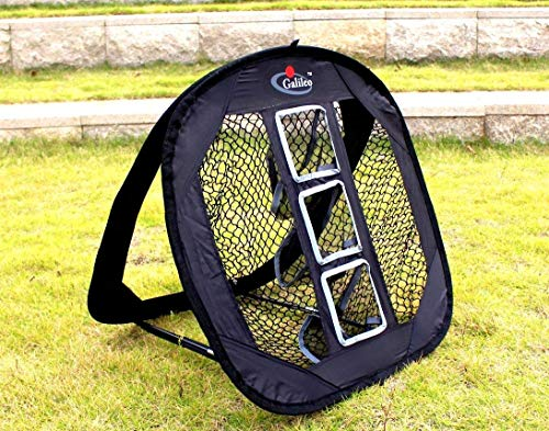 Galileo Golf Chipping Net Practice Driving Training Nets with Target Square Hitting Aid by Galileo Thought (Image #7)