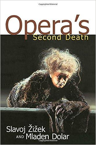 Operas Second Death