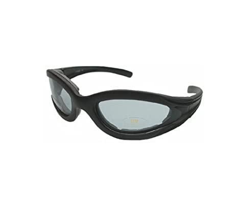 5bb69732249 Amazon.com   Photochromic Transition Lens Foam Padded Motorcycle Goggles  Sunglasses   Everything Else
