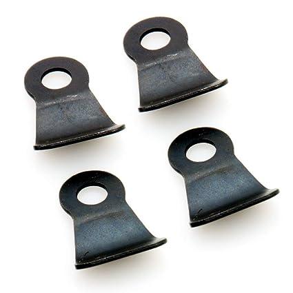 Pinzas de vidrio para estufa, quemador de madera, multicombustible, piezas de repuesto para