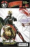 Freshmen II #1 Variant Cover