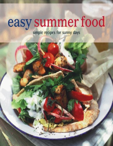 Easy Summer Food: Simple Recipes for Sunny Days (Easy (Ryland Peters & Small))