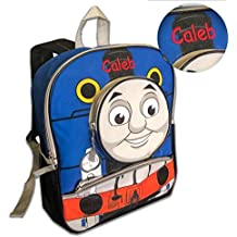 Personalized Licensed 15 Inch Character Backpack (Thomas the Tank)