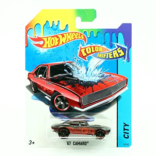 camaro color shifter - 3