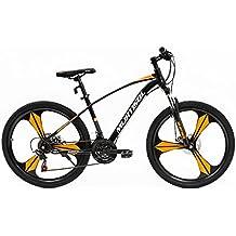 "Murtisol 26"" Mountain Bike 21 Speed Shimano Derailleur Mag Wheel Disc Brake in 3 Color"