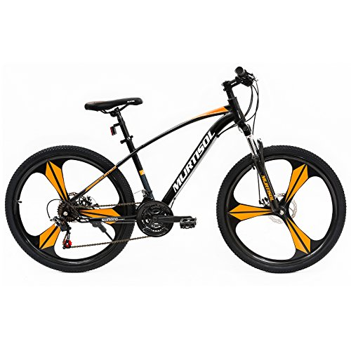 Murtisol Mountain Bike Men's and Women's Bike Fast Speed 26