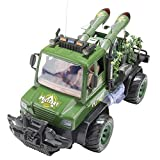 Picture Of Camouflage Remote Control Car Jeep Army Military 4WD Shaft Drive Truck Large Four-wheel Drive Remote Super Off-road racing Toy Radio Controlled RC Rock Crawler
