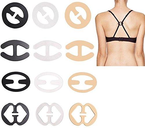 Carlie 12pcs Strap Clips Straps product image