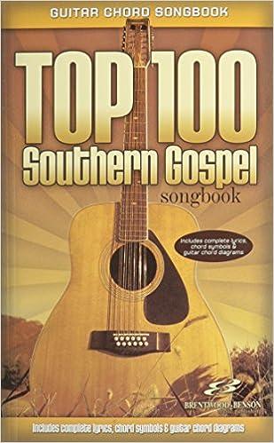 Amazon.com: Top 100 Southern Gospel Guitar Songbook: Guitar Chord ...