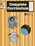 Complete Curriculum: Grade 4 (Flash Kids Harcourt Family Learning), SparkNotes Staff and Flash Kids Editors, 141149881X