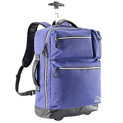 cabin-max-oxford-55x40x20cm-carry-on-luggage-multi-function-backpack-and-trolley-blue