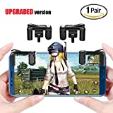 [UPGRADED version]Leuna PUBG Mobile Game controller Fire and Aim L1R1 Trigger Buttons for PUBG Mobile / Knives Out / Rules of Survial