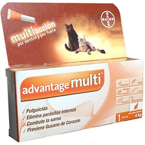 Solución Tópica Antipulgas Para Gato