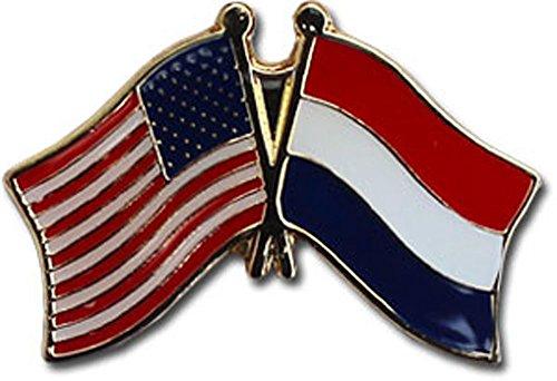 Netherlands - Friendship Lapel Pin