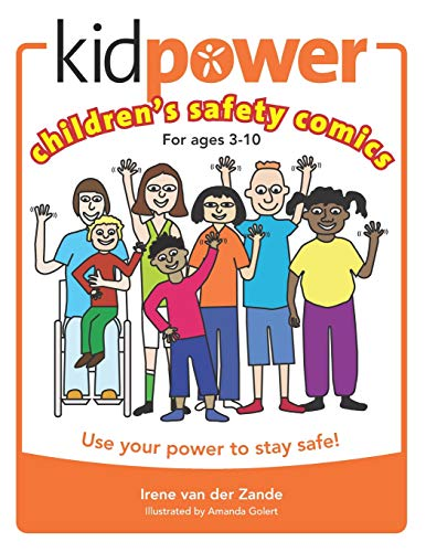 Pdf Parenting Kidpower Children's Safety Comics: How to use your power to stay safe