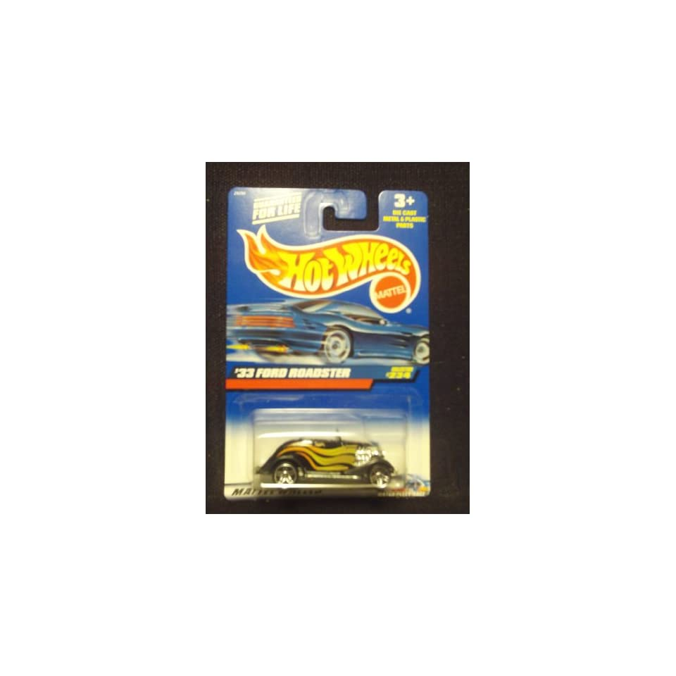 Hot Wheels 33 Ford Roadster #234