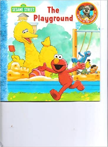 Book Sesame Street ~ The Playground (Where is the Puppy? Happy Tales by Sarah Albee (2012-11-08)