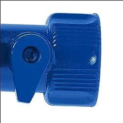 Weaver Leather Optional On/off Valve For Ezall Foamer - Blue